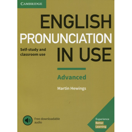 English Pronunciation in Use Advanced Experience with downloadable audio