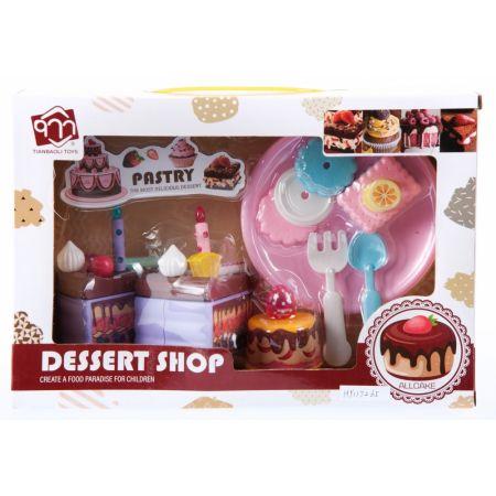 Zestaw kuchenny Deser MEGA CREATIVE 462637