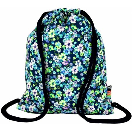 Plecak na sznurkach Flowers Green