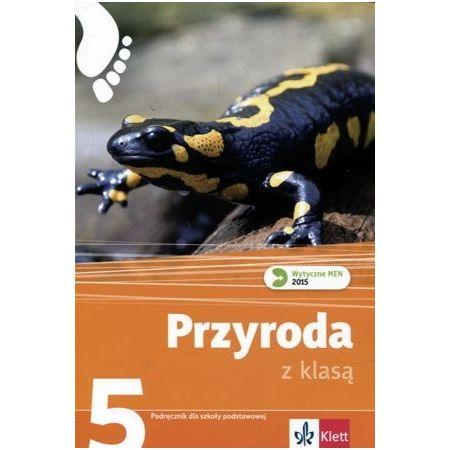 Przyroda SP KL 5. Podręcznik. Przyroda z klasą (2015)