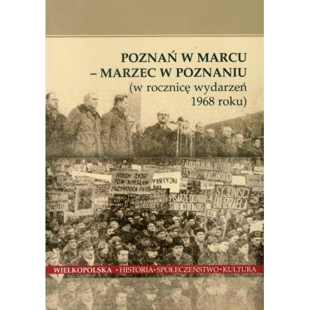 Poznań w marcu marzec w Poznaniu//