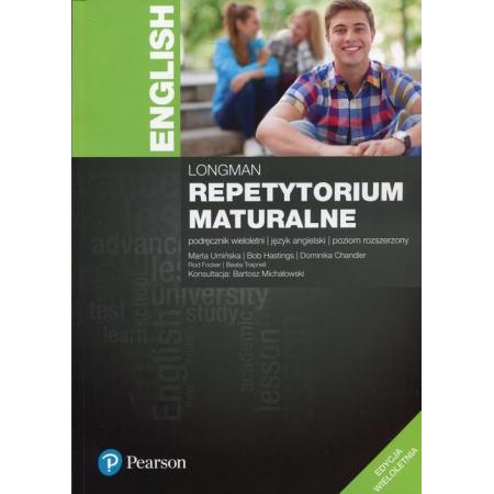 Groovy Repetytorium maturalne. Język angielski. Podręcznik wieloletni WR31