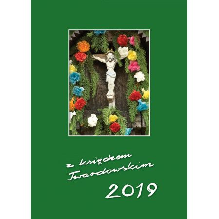 Kalendarz z ks.Twardowskim 2019 - Krzyż