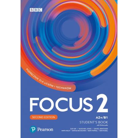 Focus Second Edition 2. Student's Book + kod (Digital Resources + Interactive eBook)