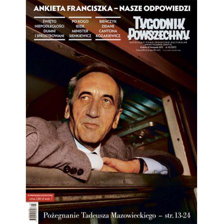 Tygodnik Powszechny 45/2013