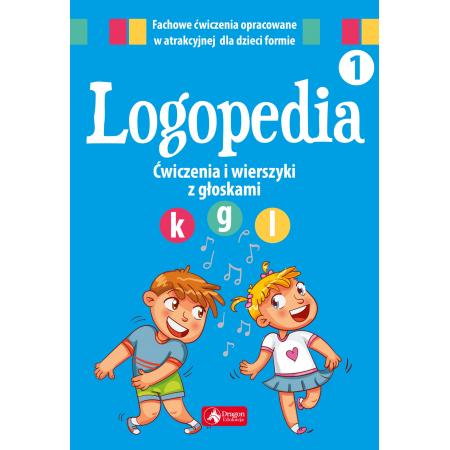 Logopedia. Ćwiczenia i wierszyki z głoskami