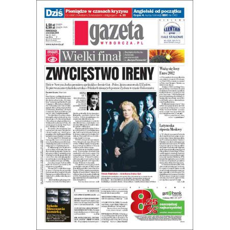 Gazeta Wyborcza - Łódź 222/2008