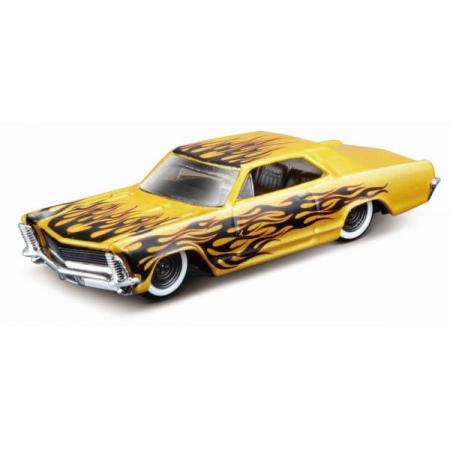 MI 15494-36 Allstars Buick Rivera 1965 1:64