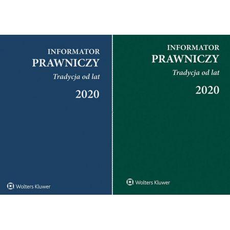 Informator Prawniczy 2020 Tradycja od lat B6 MIX