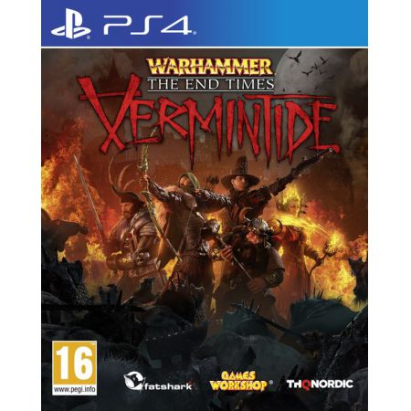 Warhammer End Times Vermintide Gold PS4