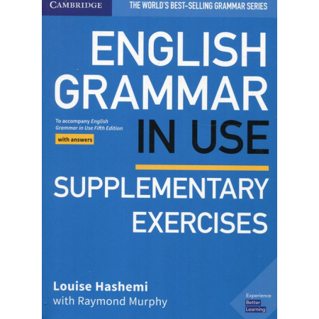 English Grammar in Use. Poziom B1-B2. Supplementary Exercises Book with Answers. Gramatyka angielska w praktyce. Ćwiczenia uzupełniające z odpowiedziami