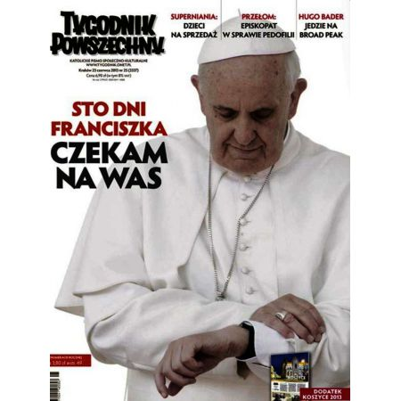 Tygodnik Powszechny 25/2013