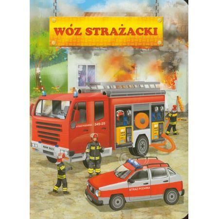 Książka Wóz strażacki. JAFI