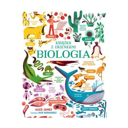Biologia. Książka z okienkami