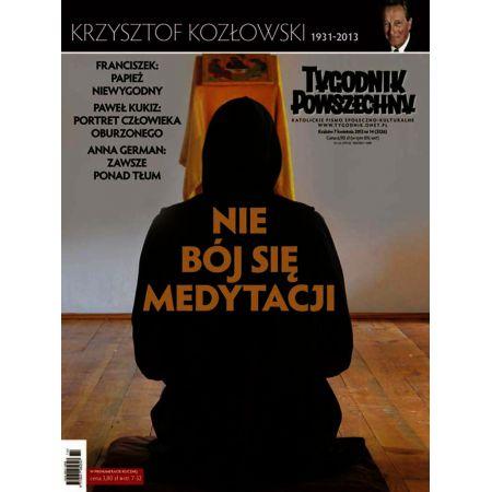 Tygodnik Powszechny 14/2013