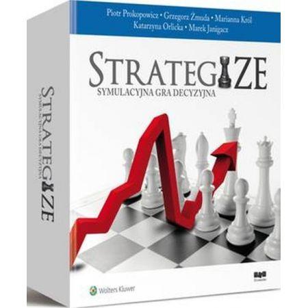 Strategize. Symulacyjna gra decyzyjna