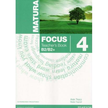 Matura Focus 4 Teacher's Book (wieloletni)