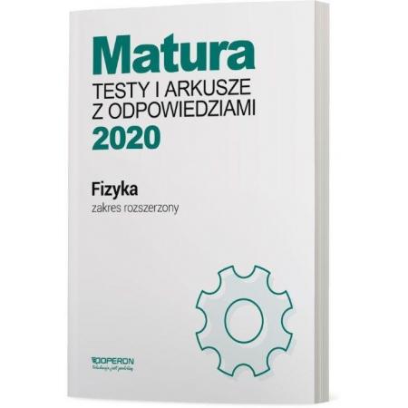 Matura 2020 Fizyka Testy i arkusze ZR