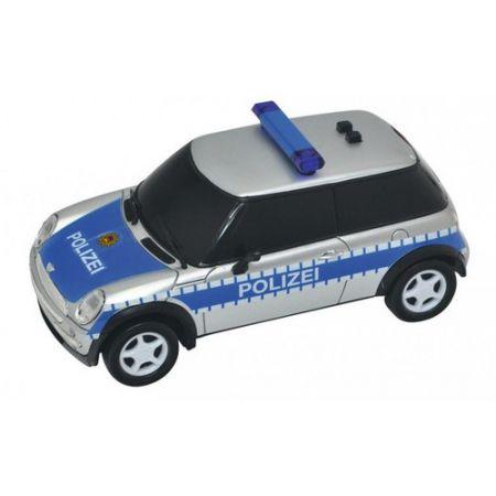 Samochód Policyjny Mini Morris Dickie Toys W Taniaksiazkapl