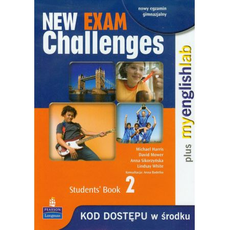 Exam Challenges New 2 SB  + MyEngLab PEARSON