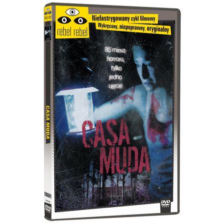 Casa Muda - Seria Rebel Rebel (booklet DVD)
