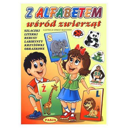 Z alfabetem wśród zwierząt PASJA