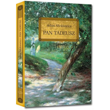 Pan Tadeusz Adam Mickiewicz Ksika W Ksigarni TaniaKsiazkapl
