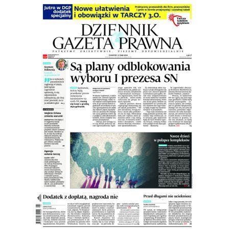 Dziennik Gazeta Prawna 98/2020