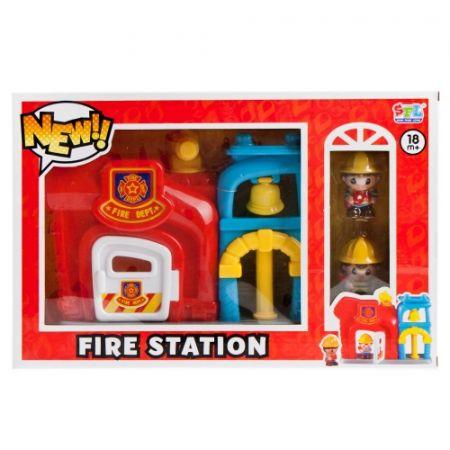 Zestaw strażacki Baza