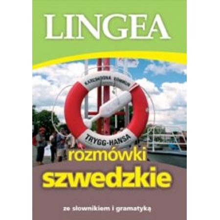 Rozmówki szwedzkie ze słownikiem i gramatyką 2018