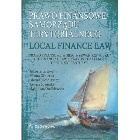Prawo finansowe samorządu terytorialnego