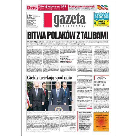 Gazeta Wyborcza - Białystok 221/2008