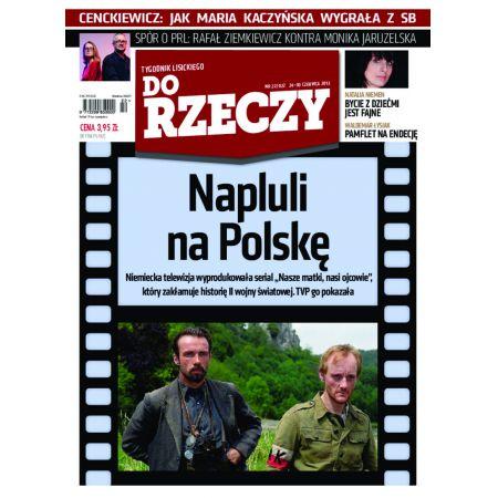 Tygodnik Do Rzeczy 22/2013