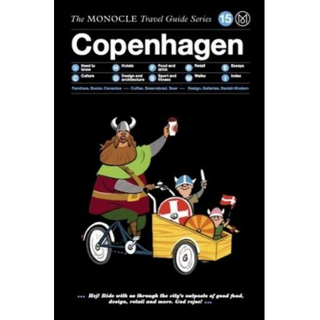 Copenhagen The Monocle Travel Guide Series