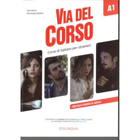 Via del Corso A1 Podręcznik EDILINGUA