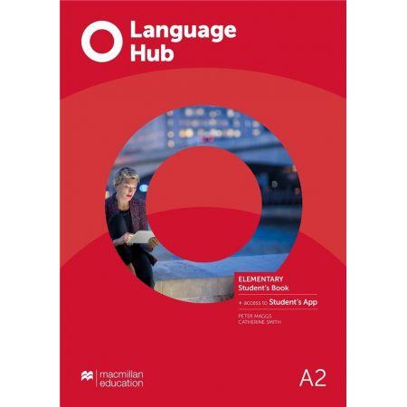 Language Hub Elementary A2 SB + kod Studen's App