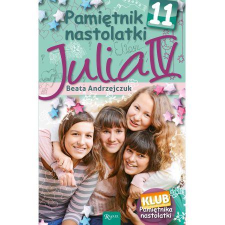 Pamiętnik nastolatki 11. Julia IV