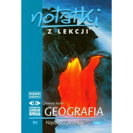 Notatki z Lekcji Geografii część 1 geog. fiz OMEGA