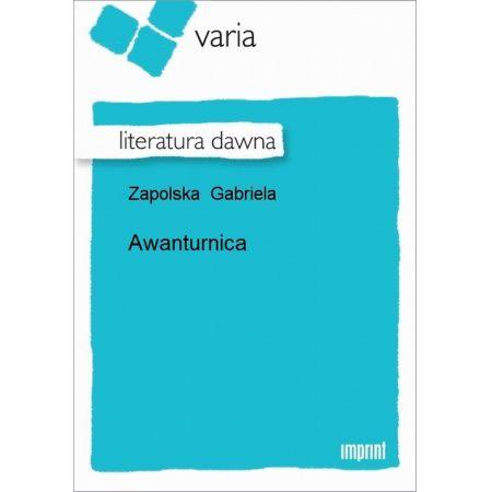 Awanturnica