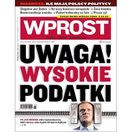 Wprost 26/2009