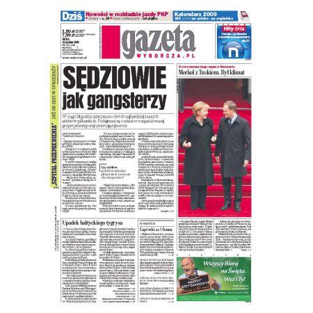 Gazeta Wyborcza - Kielce 288/2008