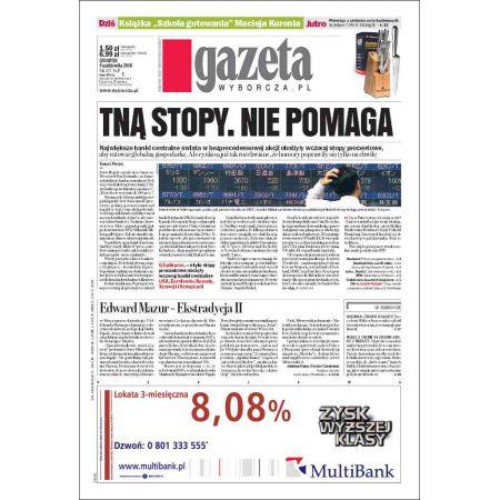 Gazeta Wyborcza - Opole 237/2008