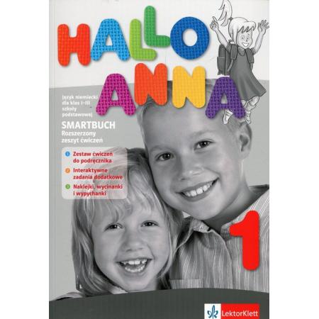 Hallo Anna 1 AB (2017) Smartbuch - NPP