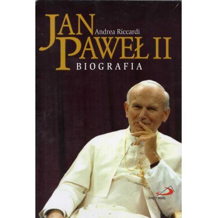 Jan Paweł Ii Biografia Andrea Riccardi Książka W Księgarni
