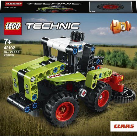Lego Technic. Mini Claas Xerion
