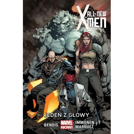 All-New X-Men: Jeden z głowy, tom 5