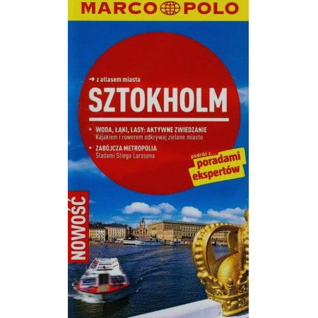 Przewodnik Marco Polo. Sztokholm