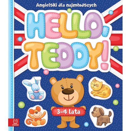 Hello Teddy! Angielski dla najmłodszych 3-4 lata