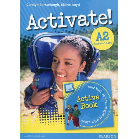Activate A2 (KET) SB + Active Book
