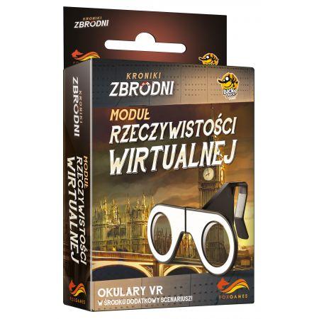Gra - Kroniki Zbrodni: Okulary VR